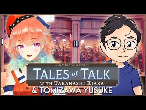 【Tales of Talk】Interview With TALES OF ARISE PRODUCER Tomizawa Yusuke!  #TalesOfTalk #TalesOfArise