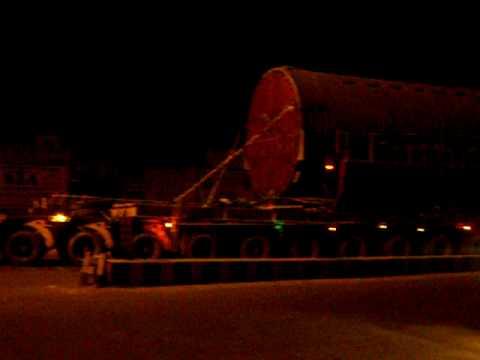 300Mt. Load transportation