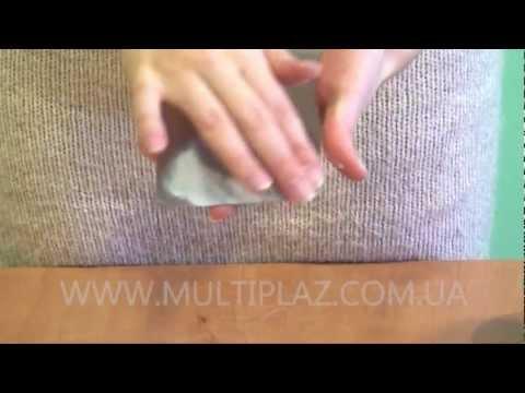 Чистка и полировка оцинкованной стали