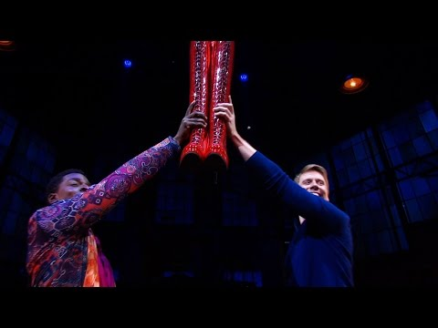 Online Stepping Stone to Pursue Your Passion, Behind the Scenes of KINKY BOOTS