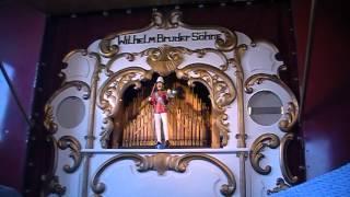 46 Keyless Bruder Organ- World War I Medley