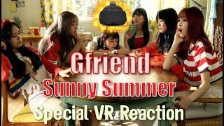 Gfriend (여자친구) | Sunny Summer (여름여름해) - VR Reaction [Flashba…