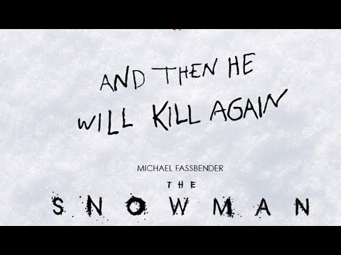 The Snowman movie 2017 Soundtrack list