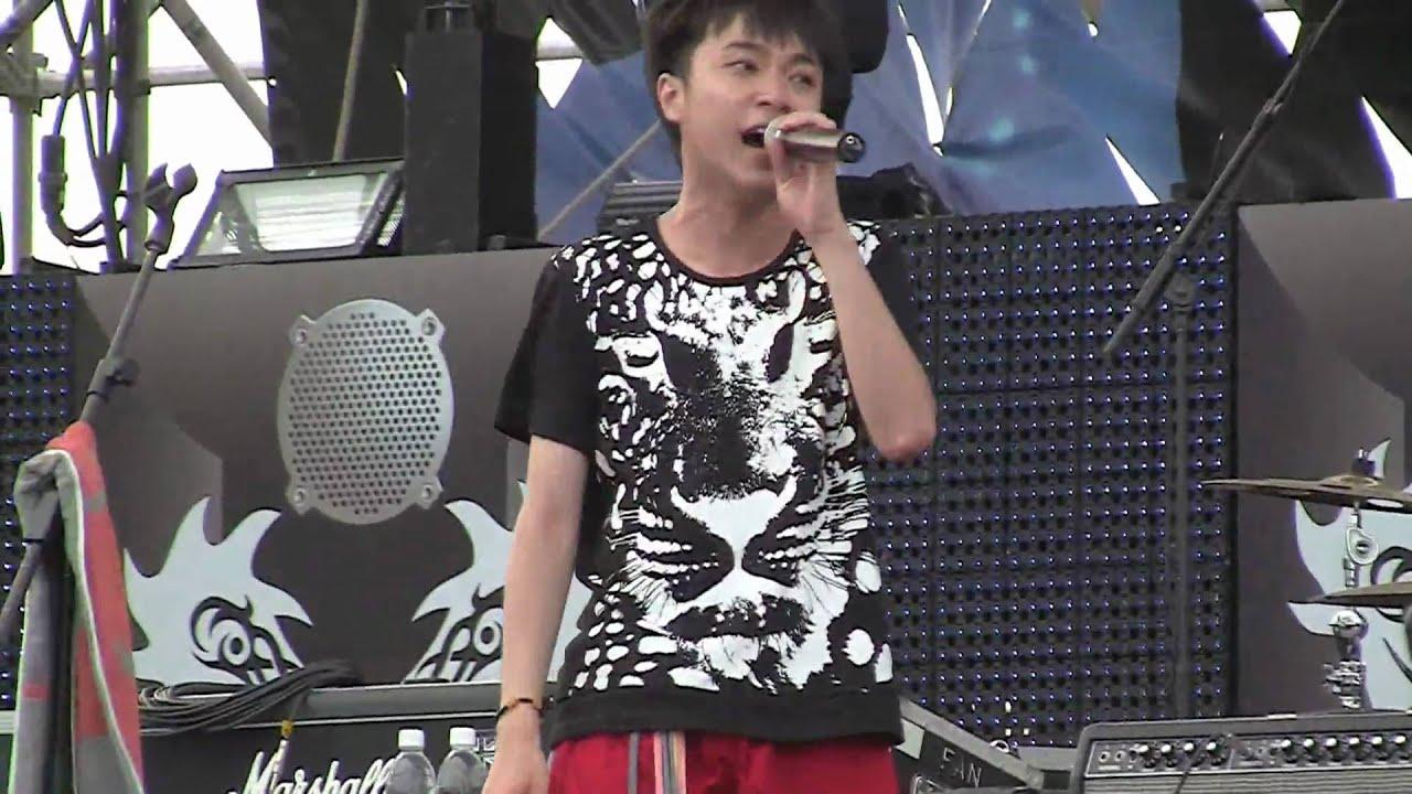 2010/07/09海洋音樂祭-蘇打綠「飛魚」「日光」「相對論Ⅳ」 - YouTube