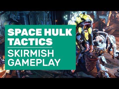 Space Hulk: Tactics - Геймплей за Кровавых Ангелов