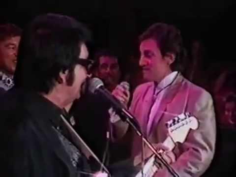 Orbison, Roy   TV   Induction Rock & Roll Hall Of Fame 1986