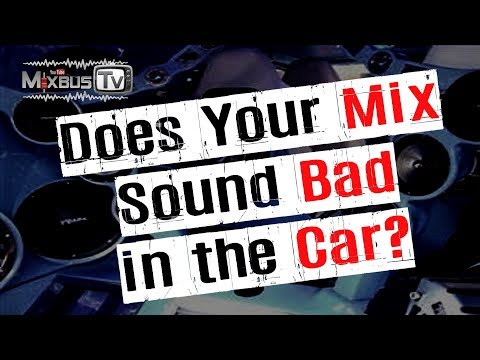 Does Your Mix Sound Bad in the Car? How our brains process music and emotions