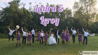Laura & Leroy's Wedding | 2018