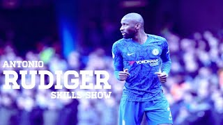 Antonio Rudiger 2020 • Best Tackles , Goals , Distribution • HD