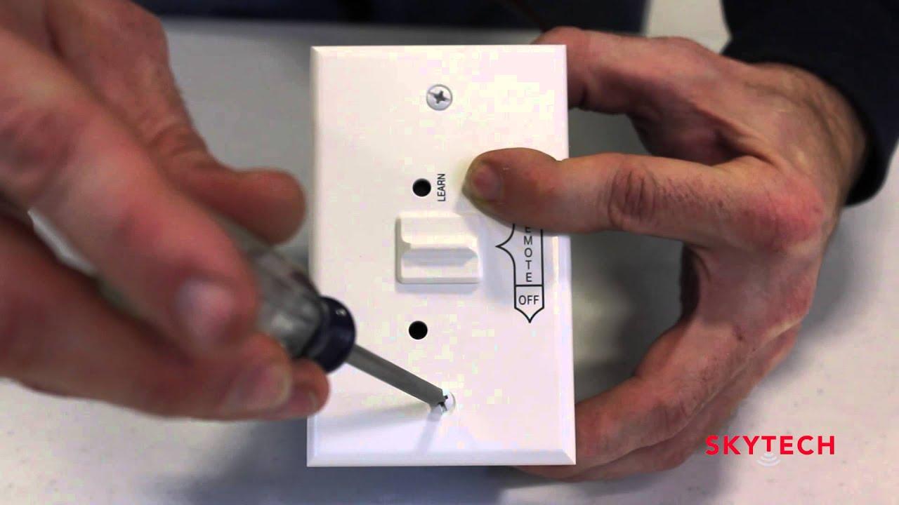 standard receiver installation youtube