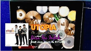 Utopia - Rasa Ini Indah (Ost. 7 Manusia Harimau ) Ipad Drum Cover