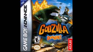 06 Tokyo 2 - Godzilla: Domination! [GBA]