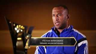 CONCACAF Champions League Profile Video: SAN JOSE EARTHQUAKES