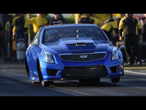 Check out Larry Larson's new Cadillac