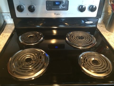 How To Clean Stove Burners