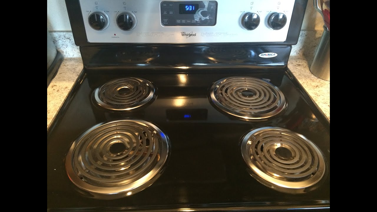 Superieur How To Clean Stove Burners