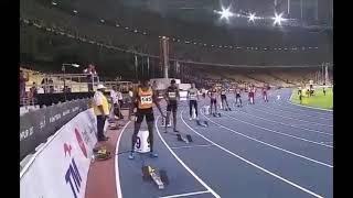 200m (Final) Sea Games KL2017