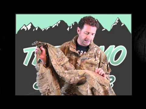 Helikon Camogrom and Patriot fleece for Airsoft