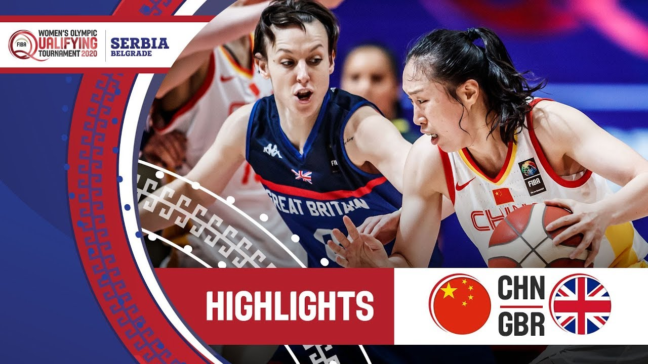 China v Great Britain - Highlights
