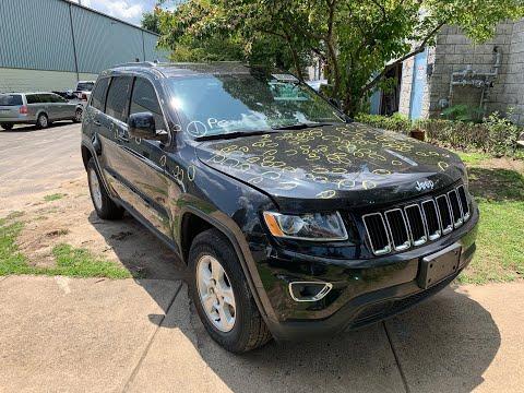 Автомобили битые градом из США 🇺🇸. 2016 Jeep Grand Cherokee -11000$.