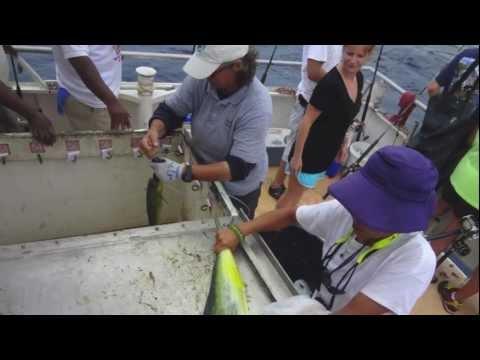Deep Sea Fishing On The Carolina Princess