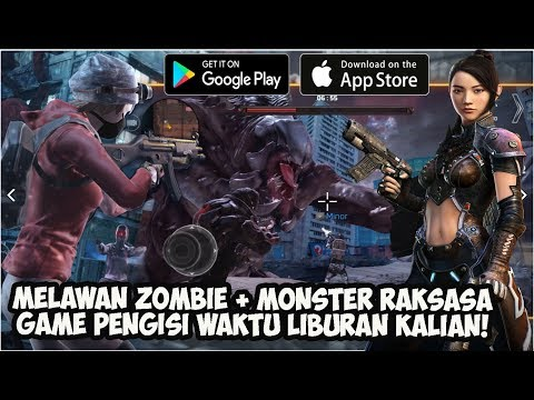 Wajib Main Nih Buat Yang Suka Zombie Shooter! Project War Mobile (Android/iOS) - 동영상