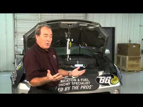 Fuel Induction Service >> BG Fuel Air Induction Service Demo with Ralph Shattock.mp4 - YouTube