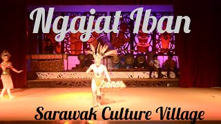 Kuching In Scv - Iban Dance Part 1