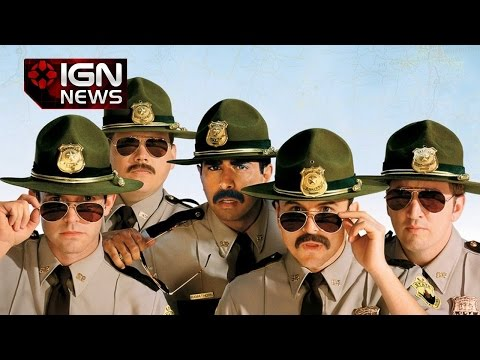 Super Troopers 2 Smashes Crowdfunding Goals - IGN News