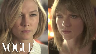 Taylor Swift vs. Karlie Kloss—Who