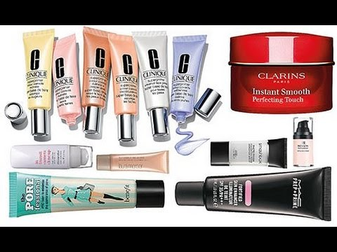 THE BEST MAKEUP PRIMERS 2016!