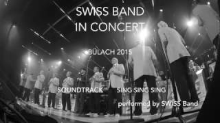 SWISS Band Backstage In Concert 2015