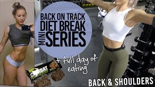 Hey everyone! Here is episode 1 of my getting back on track diet br...