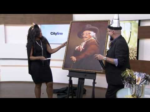 Cityline - 3 Chefs: Chef Massimo Capra is Nobilified