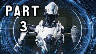 DOOM Walkthrough Gameplay Part 3 - Meltdown - (Doom Xbox One)