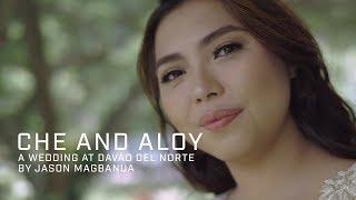 Che and Aloy: A Wedding at Davao Del Norte