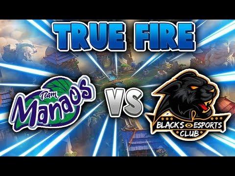 Team Manaos vs Blacks eSports   True Fire Cup   Clash Royale