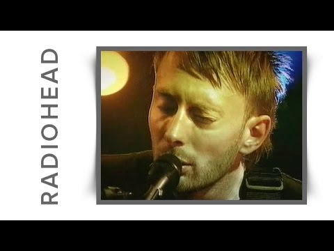 RADIOHEAD - LIVE ACOUSTIC (ARTE's Music Planet 2003)