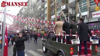 AK Parti Sözcüsü Mahir Ünal Sert Konuştu