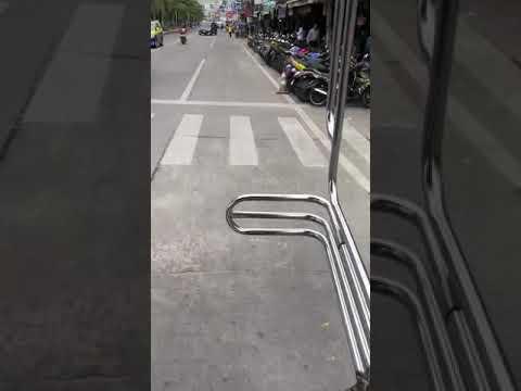 Truck taxi in Pattaya, Thailand.