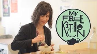 MY FREE KITCHEN // Restaurant sans gluten / sans lactose - Paris 9ème