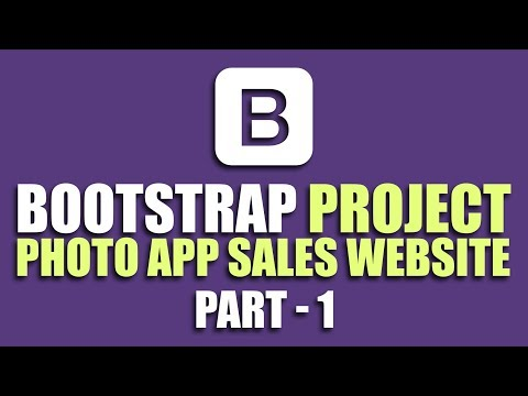 Learn Bootstrap By Building Project