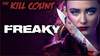 Freaky (2020) KILL COUNT