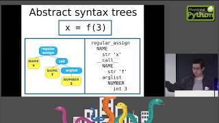 Writing a Python interpreter in Python from scratch - Zhentao Li