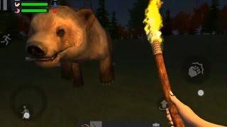 The Survivor: Rusty Forest - Симулятор выживания  на Android ( Review)