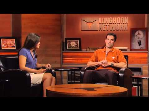Manny Diaz visits Longhorn Network [Oct. 9, 2012] - YouTube