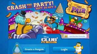 Club Penguin Fall Fair 2012 Tickets Gene...