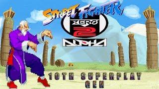 Street Fighter Alpha 2 - Gen【TAS】