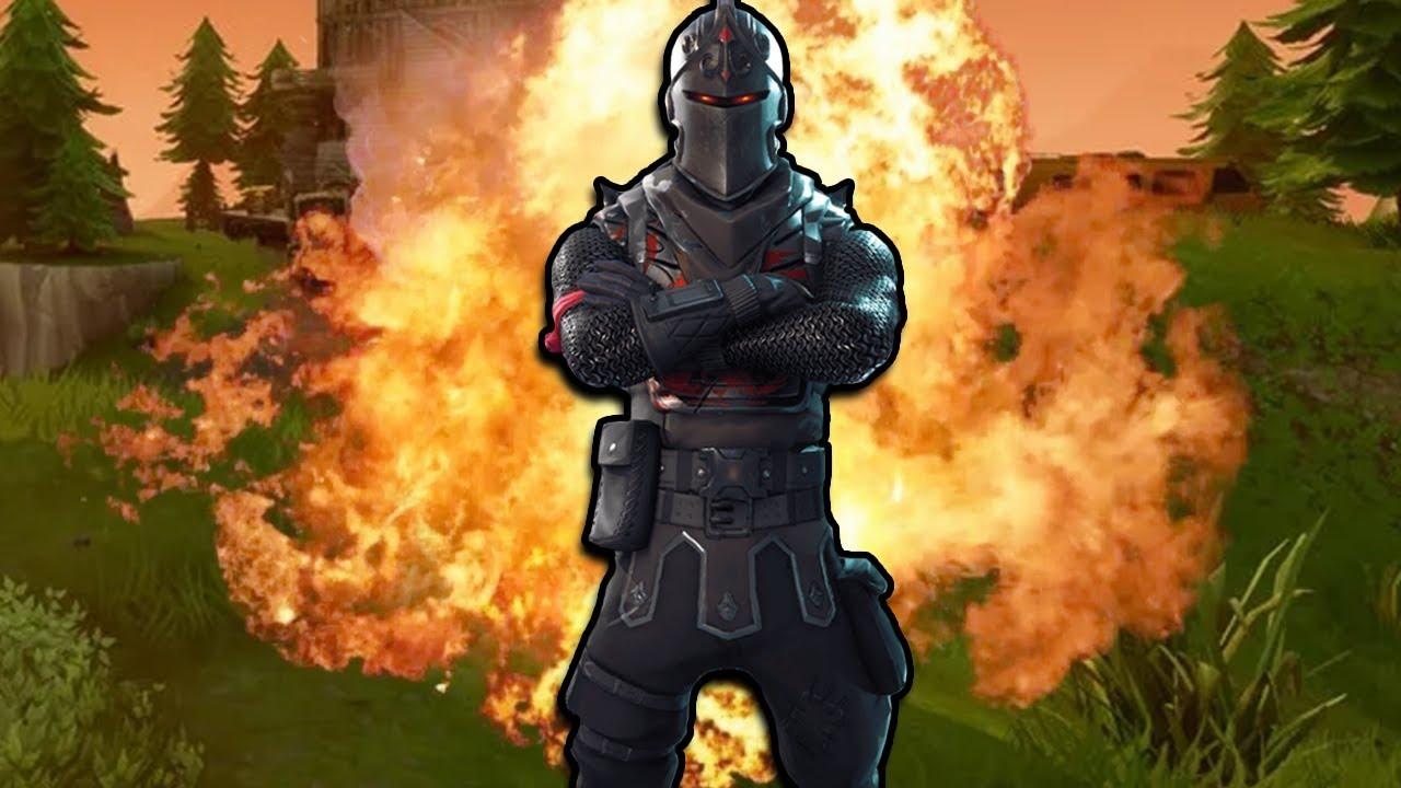 the black knight has come fortnite funny moments 12 - black nite fortnite