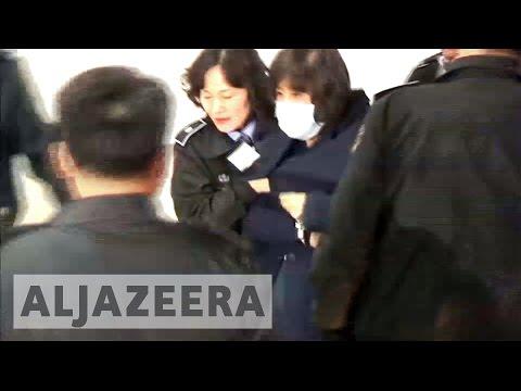 South Korea detains president's confidant amid controversy
